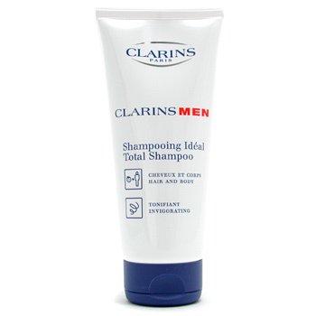 Clarins-Men Total Shampoo ( Hair & Body )
