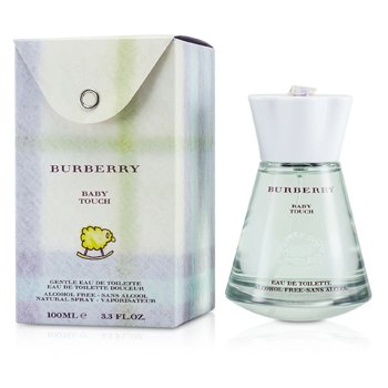 Baby TouchBaby Touch Eau De Toilette Spray (Alcohol Free) 100ml/3.3oz