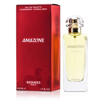 HermesAmazone Eau De Toilette Spray 100ml/3.3oz
