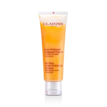 ClarinsOne Step Gentle Exfoliating Cleanser 125ml/4.2oz
