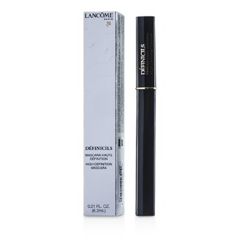 Lancome Definicils Mascara # 01 Black (Made in U.S.A) 6.2ml/0.21oz