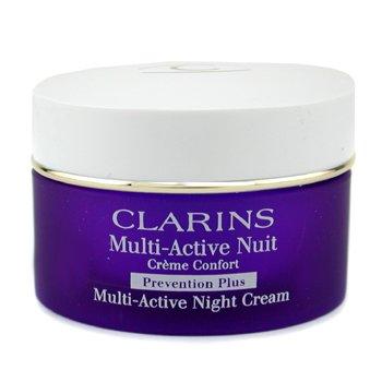 Clarins-Prevention Plus Multi-Active Night Cream