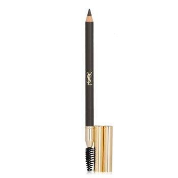 Yves Saint Laurent Eyebrow Pencil – No. 05 Ebony 1.3g/0.04oz