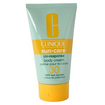 Clinique-UV-Response Body Cream SPF 30