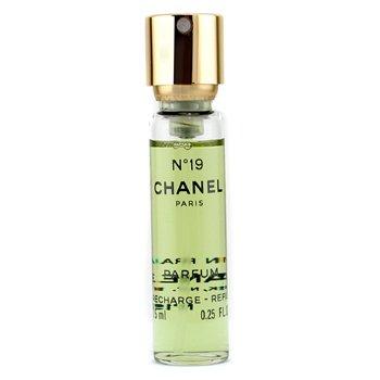 ChanelNo.19 Parfum Isi Ulang Semprot 7.5ml/0.25oz