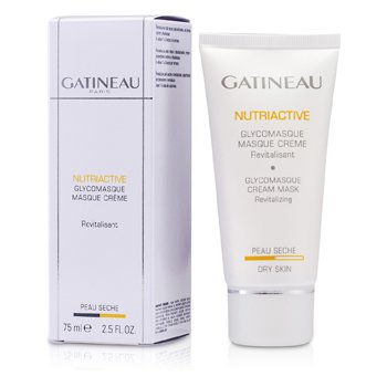 GatineauNutriactive Glycomasque Nourishing Cream Mask - Dry Skin 75ml/2.5oz