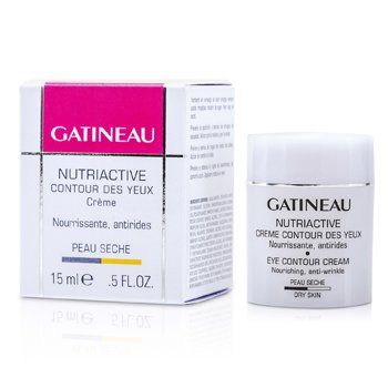Gatineau Nutriactive Eye Contour Cream - ojos  15ml/0.5oz