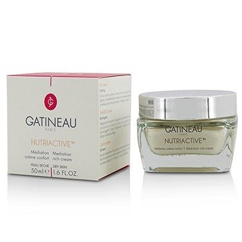 Gatineau Nutriactive Mediation Rich Cream  50ml/1.7oz
