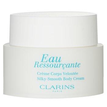 Clarins Eau Ressourcante Silky Smooth Body Cream  200ml/6.9oz