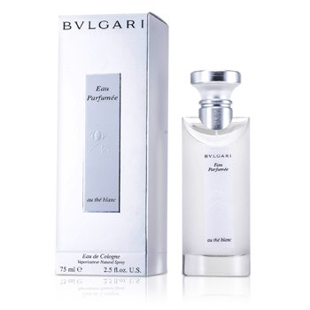 Bvlgari Au the Blanc Eau De Cologne Spray 75ml/2.5oz