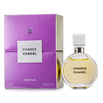 Chanel Chance Parfum Botol  7.5ml/0.25oz