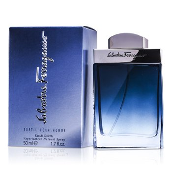 Salvatore Ferragamo Subtil Eau De Toilette Spray  50ml/1.7oz