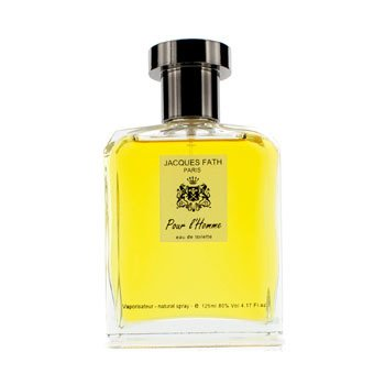 Jacques Fath Pour L'Homme Eau De Toilette Spray  125ml/4.2oz