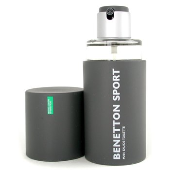 Benetton Sport Eau De Toilette Spray 100ml/3.3oz