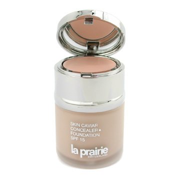 La Prairie-Skin Caviar Concealer Foundation SPF 15 - # Porcelaine Blush