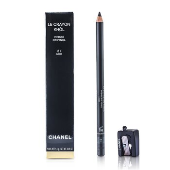Chanel Le Crayon Khol # 61 Noir 1.4g/0.05oz