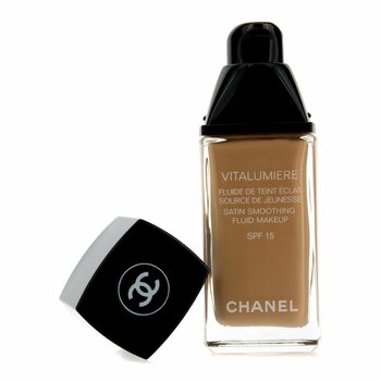 Chanel Vitalumiere Fluide Makeup # 25 Petale  30ml/1oz