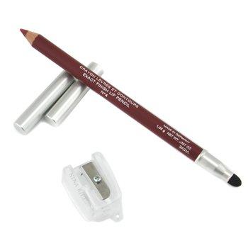 Nina Ricci-Exact Finish Lip Pencil - #04 Brun Tisse