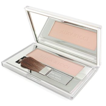 Nina Ricci-See Through Face Powder - #06 Teint Medium Lumere Rosee