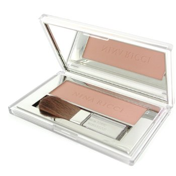 Nina Ricci-See Through Face Powder - #08 Teint Hale Lumere Rosee