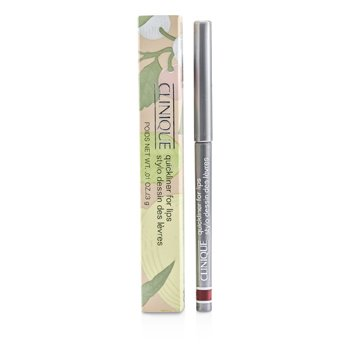 Clinique-Quickliner For Lips - 12 Deep Red