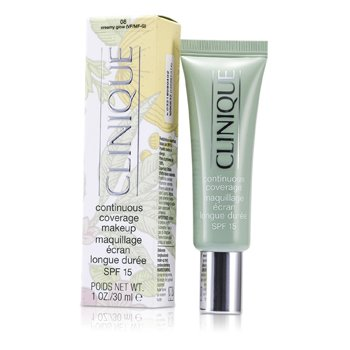 CliniqueContinuous Coverage Spf15 Base Maquillaje30ml/1oz