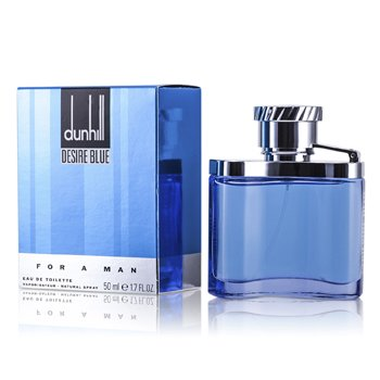 Dunhill Desire Blue Eau De Toilette Spray  50ml/1.7oz