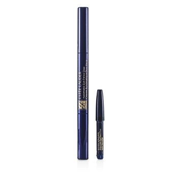 Estee Lauder Automatic Eye Pencil Duo W/Smudger & Refill - 01 Jet Black 0.2g/0.01oz