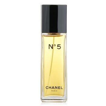 Chanel No.5 Eau De Toilette Semprot  100ml/3.3oz