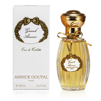 Annick GoutalGrand Amour Eau De Toilette Spray 100ml/3.3oz