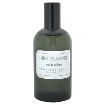 Geoffrey Beene Grey Flannel Eau De Toilette Spray (Unboxed) 120ml/4oz