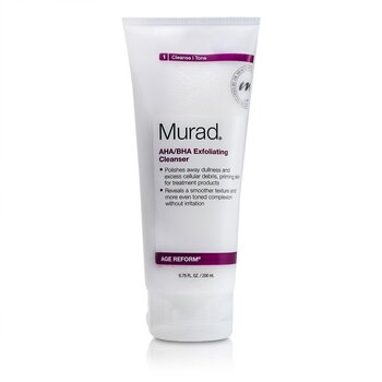 MuradAHA/BHA Exfoliating Cleanser 200ml/6.75oz