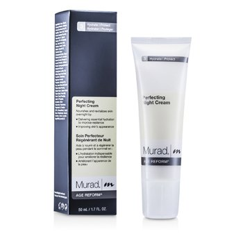 MuradPerfecting Night Cream - Dry/Sensitive Skin 50ml/1.7oz