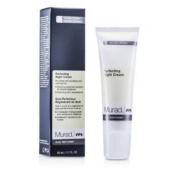 Murad Perfecting Night Cream - Dry/Sensitive Skin  50ml/1.7oz