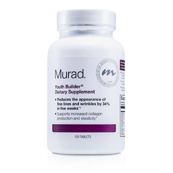 MuradSuplemento Reponer Juventud 120pcs