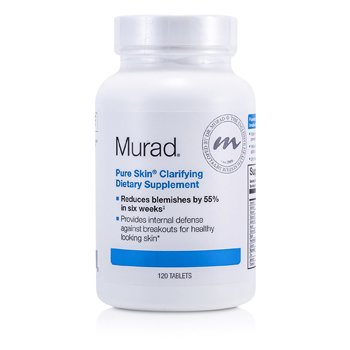 MuradPure Pele Clarifying Supplement 120pcs