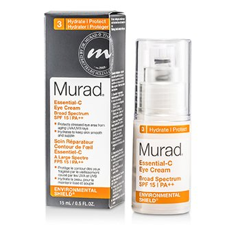 MuradEssential-C Eye Cream SPF 15 15ml/0.5oz