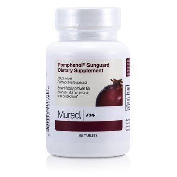 MuradPomphenol Sunguard Supplement 60pcs
