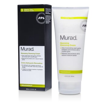 MuradRenewing Creme de limpeza facial 200ml/6.75oz