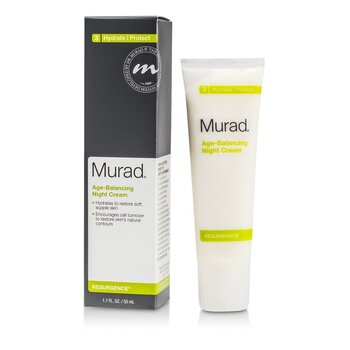 MuradAge-Balancing Night Cream 50ml/1.7oz