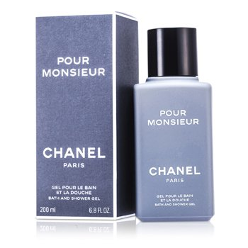 Chanel Pour Monsieur Гель для Ванн и Душа 200ml/6.8oz