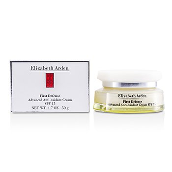 Elizabeth Arden First Defense Crema Anti Oxidante Avanzada SPF 15  50ml/1.7oz