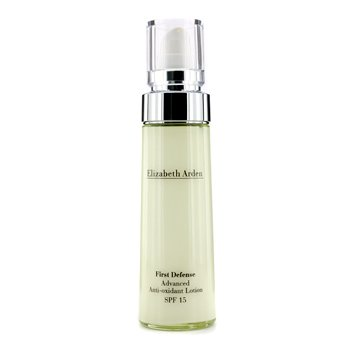 Elizabeth ArdenFirst Defense Loci�n Avanzada Anti-Oxidante SPF 15 50ml/1.7oz