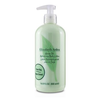 Elizabeth ArdenGreen Tea Refreshing Body Lotion 500ml/17.6oz