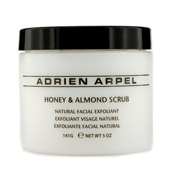 Adrien Arpel-Honey and Almond Scrub
