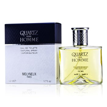 Molyneux Quartz Eau De Toilette Spray 50ml/1.7oz