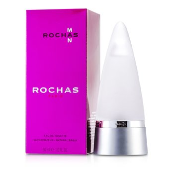 Rochas RochasMan Eau De Toilette Spray  50ml/1.7oz