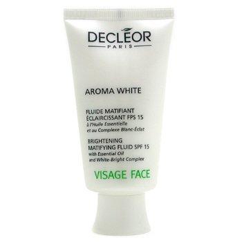 Decleor-Aroma White Brightening Matifying Fluid SPF 15