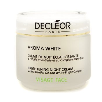 Decleor-Aroma White Brightening Relaxing Night Cream