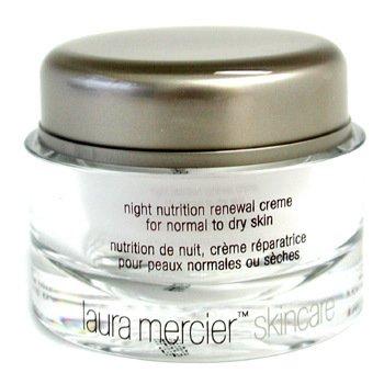 Laura Mercier-Night Nutrition Renewel Cream ( Normal/Dry Skin )